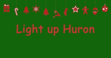 Light up Huron