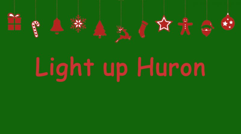 Light up Huron