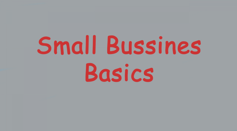 Small Bussines