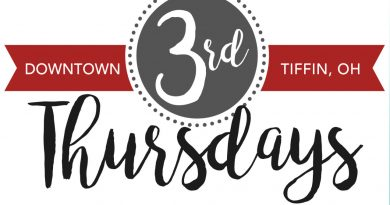 Third Thursdays announced for Downtown Tiffin