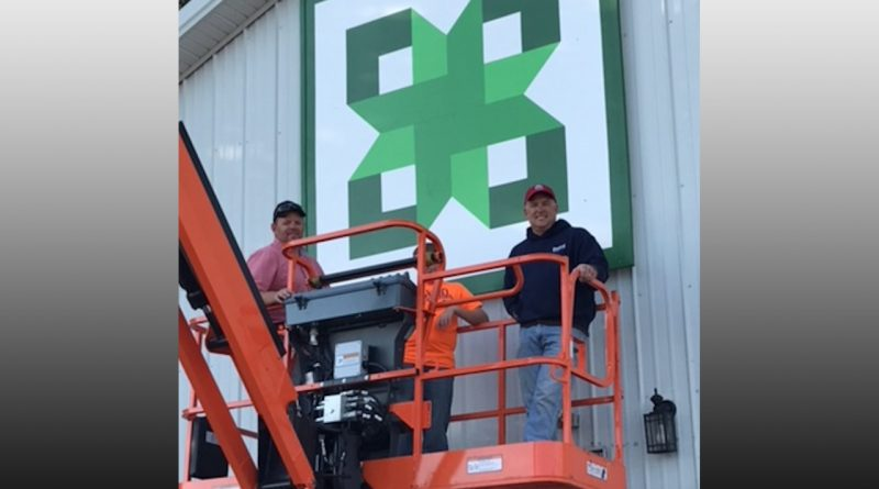 Barn Quilt Trail created to boost tourism, honor agriculture
