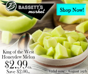 Bassett's ad Aug 19, 2019