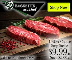 Bassett's Ad Feb 17, 2020