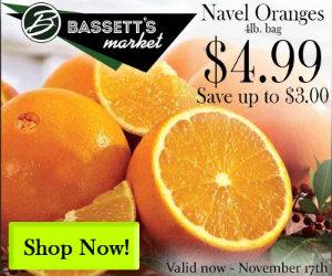 Bassett's Ad Nov. 11, 2019