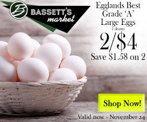 Bassett's Ad Nov. 18, 2019