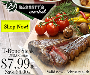 Beacon Banner 02-18 T-Bone Steak