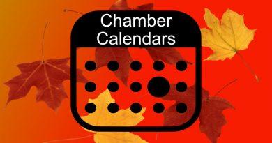 Chamber Calendar for September