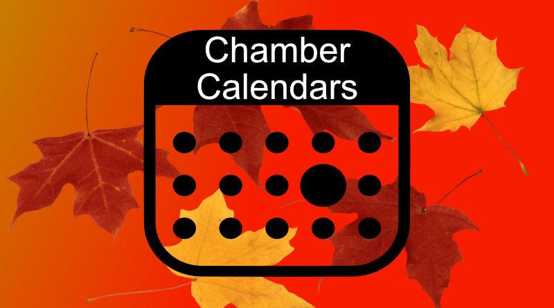 Chamber Calendar Sept