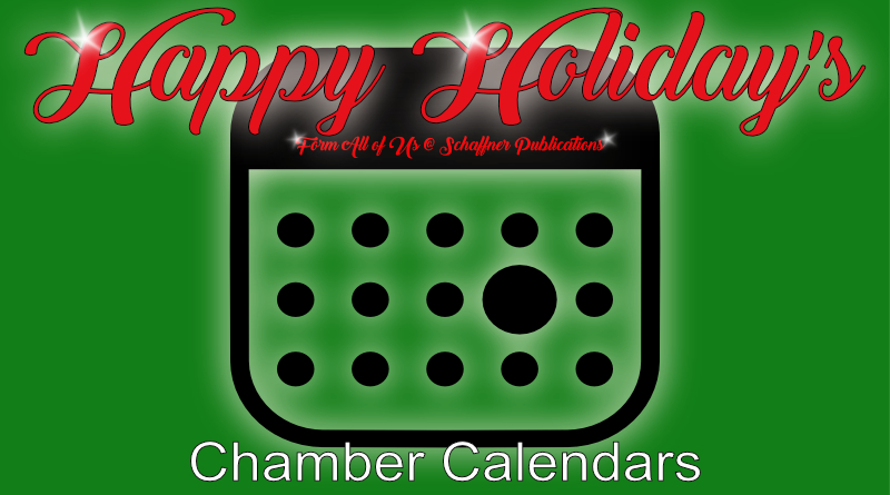 Chamber Calendars For December North Coast Business Journal
