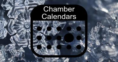 Chamber Calendars for January