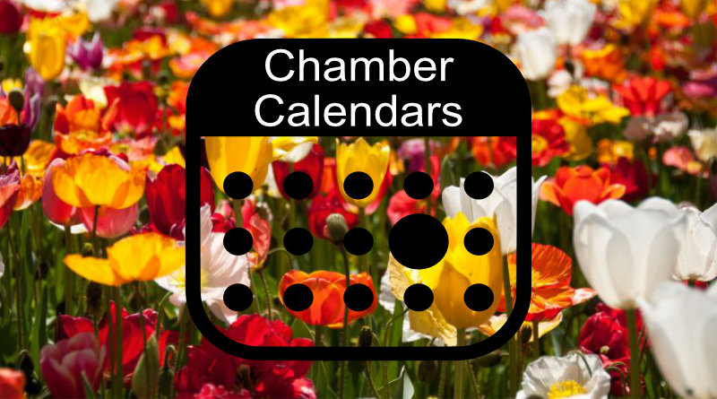 June Chamber Calendar