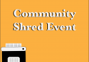 Community shred event offered by Payne Nickles & Company