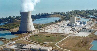 Davis Besse Nuclear Power Plant