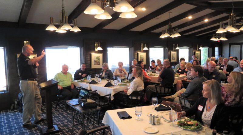 Experience Ottawa County - Scott Frank luncheon