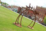 Fostoria sculpture 3