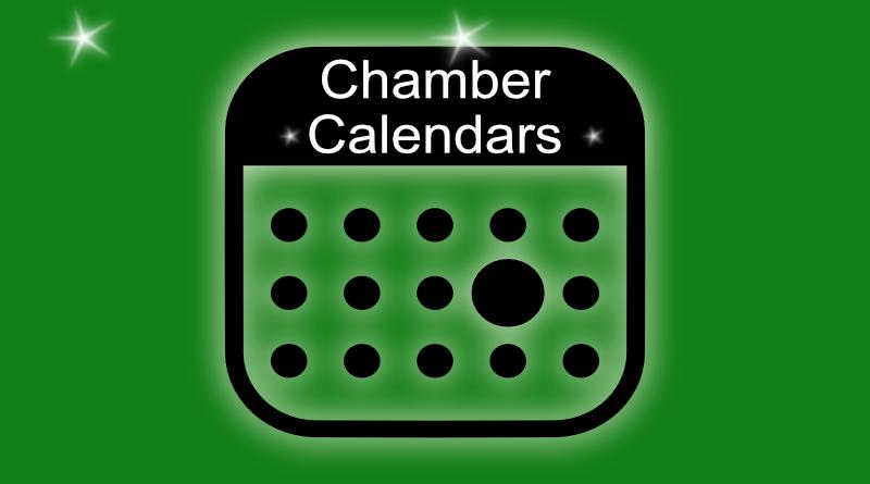March Chamber Calendar