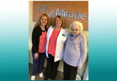 Women serving our seniors