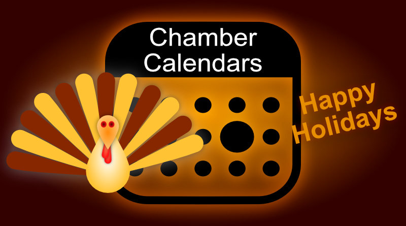 Nov Chamber Calendar