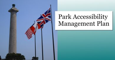 Park Accessibility Management Plan