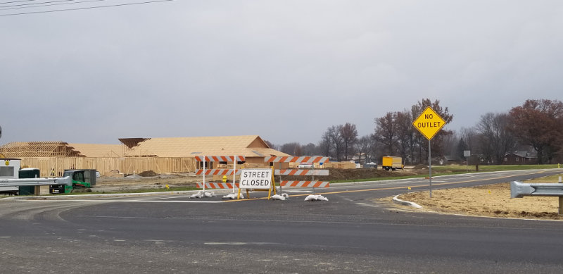 Seneca Development - Trilogy Health Services and Progress Parkway