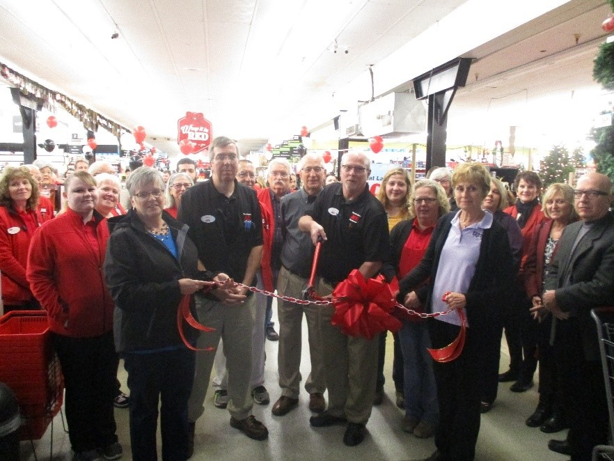 Seneca Ribbon Cuttings - Ace