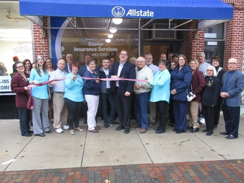 Seneca Ribbon Cuttings - Allstate