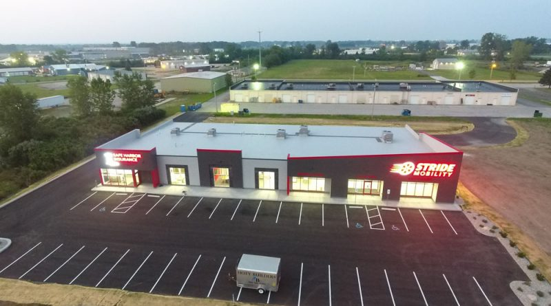 Stride Mobility, Safe Harbor Insurance moving success story to new home in Huron