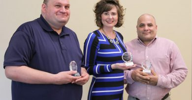 Terra Employees Honored