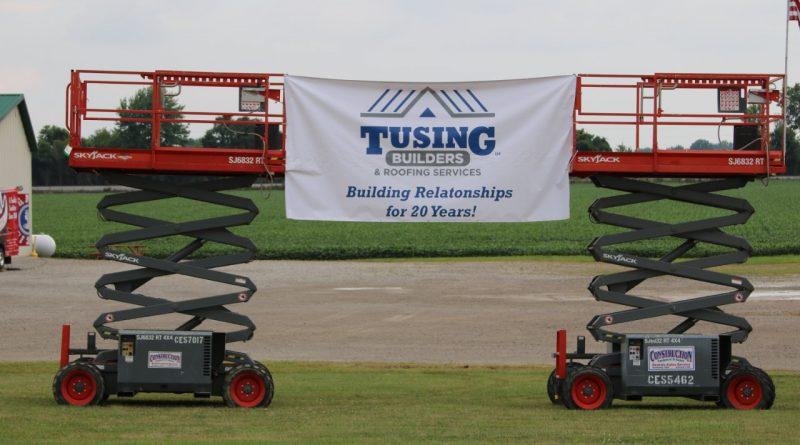 Tusing 20 logo