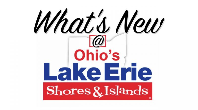What's New Lake Erie Shores & Island