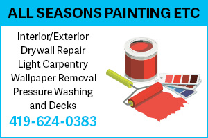 All Seasons Painting ETC.
