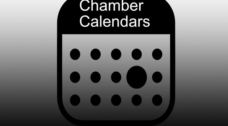 chamber calendars