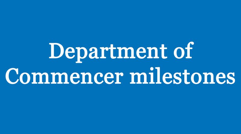 department of commence