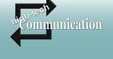 high-tech communication