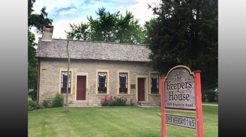 Tour the Keepers House