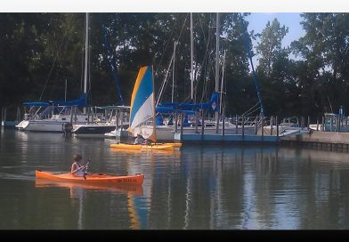 Free paddle guide offers routes, safety tips