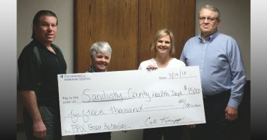 Donation to support local teacher training