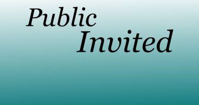Public Invited